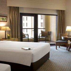 Dubai Honeymoon Packages Amwaj Rotana Classic Sea View Room1