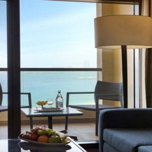 Dubai Honeymoon Packages Amwaj Rotana Classic Sea View Room2