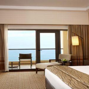 Dubai Honeymoon Packages Amwaj Rotana Classic Sea View Suite