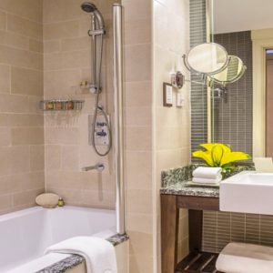 Dubai Honeymoon Packages Amwaj Rotana Club Rotana Sea View Rooms2