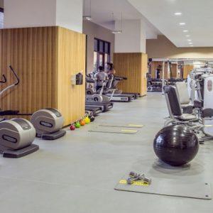 Dubai Honeymoon Packages Amwaj Rotana Fitness