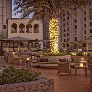 Dubai Honeymoon Packages Amwaj Rotana Fumo Lounge By Rosso