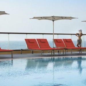Dubai Honeymoon Packages Amwaj Rotana Pool