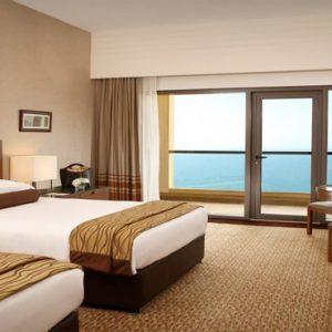 Dubai Honeymoon Packages Amwaj Rotana Premium Sea View Room1