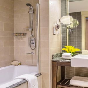 Dubai Honeymoon Packages Amwaj Rotana Premium Sea View Room2