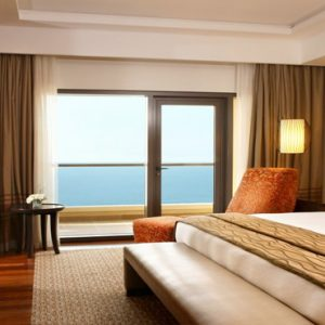 Dubai Honeymoon Packages Amwaj Rotana Presidential Sea View Suite