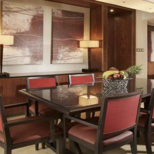 Dubai Honeymoon Packages Amwaj Rotana Presidential Sea View Suite 1