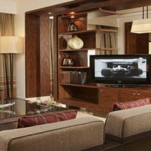 Dubai Honeymoon Packages Amwaj Rotana Presidential Sea View Suite 3