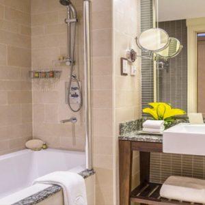 Dubai Honeymoon Packages Amwaj Rotana Presidential Sea View Suite 4