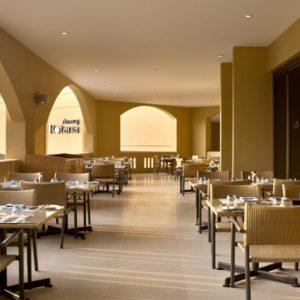 Dubai Honeymoon Packages Amwaj Rotana Restaurant Terrace Dining