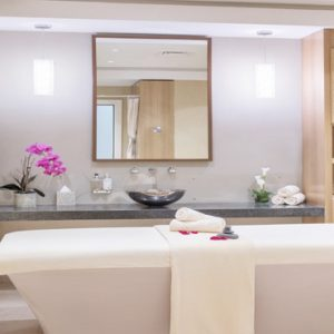 Dubai Honeymoon Packages Amwaj Rotana Spa Treatment Room