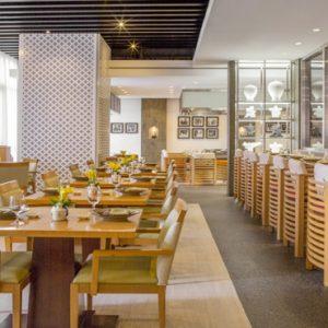 Dubai Honeymoon Packages Amwaj Rotana Restaurant