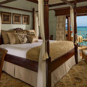Jamaica Honeymoon Packages Sandals Royal Plantation Imperial Oceanfront One Bedroom Butler Suite