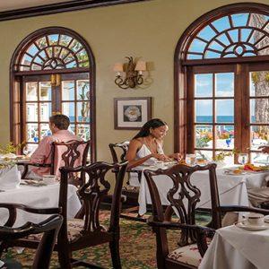 Jamaica Honeymoon Packages Sandals Royal Plantation Jamaica Dining