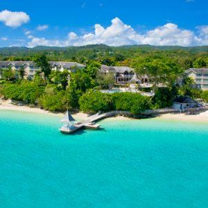 Jamaica Honeymoon Packages Sandals Royal Plantation Jamaica Exterior