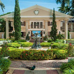Jamaica Honeymoon Packages Sandals Royal Plantation Jamaica Hotel Exterior1
