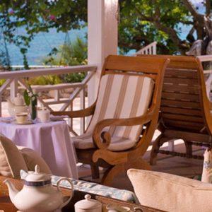 Jamaica Honeymoon Packages Sandals Royal Plantation Jamaica Tea Terrace