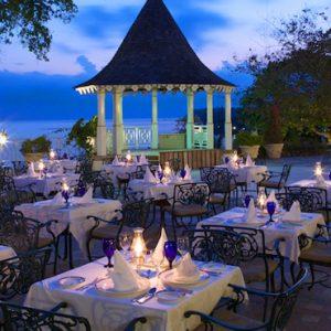 Jamaica Honeymoon Packages Sandals Royal Plantation Jamaica The Terrace