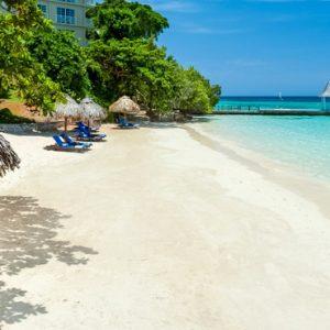 Jamaica Honeymoon Packages Sandals Royal Plantation Jamaica Beach