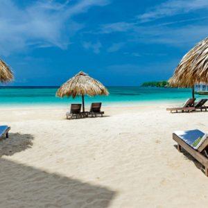 Jamaica Honeymoon Packages Sandals Royal Plantation Jamaica Beach 3