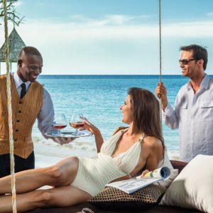 Jamaica Honeymoon Packages Sandals Royal Plantation Jamaica Butler Service