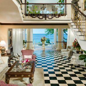 Jamaica Honeymoon Packages Sandals Royal Plantation Jamaica Lobby