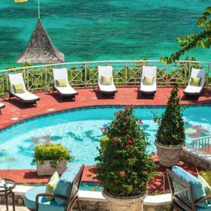 Jamaica Honeymoon Packages Sandals Royal Plantation Jamaica Pool