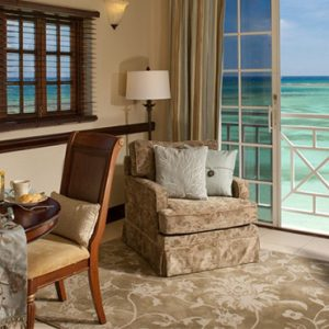 Jamaica Honeymoon Packages Sandals Royal Plantation Royal Monarch Oceanfront Butler Suite LR 2