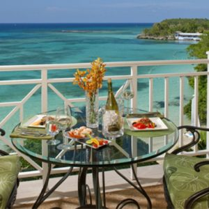 Jamaica Honeymoon Packages Sandals Royal Plantation Royal Oceanfront One Bedroom Butler Suite 1R 2