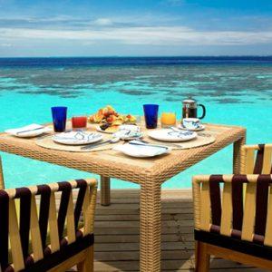 Maldives Honeymoon Packages Varu By Atmosphere In Room Dining