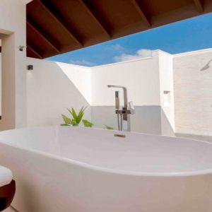 Maldives Honeymoon Packages Varu By Atmosphere Majlis Suite Bathroom