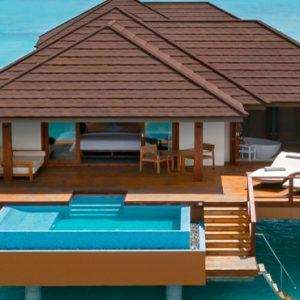 Maldives Honeymoon Packages Varu By Atmosphere Water Villa With Pool Exterior