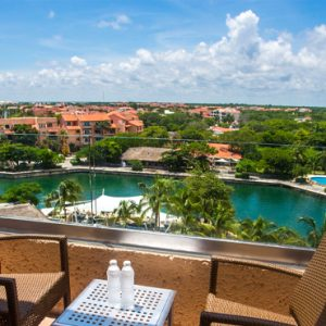 Mexico Honeymoon Packages Dreams Puerto Aventuras Resort & Spa Honeymoon Jacuzzi Ocean View