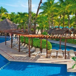 Mexico Honeymoon Packages Dreams Puerto Aventuras Resort & Spa Main Pool
