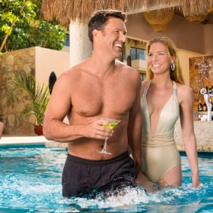 Mexico Honeymoon Packages Dreams Puerto Aventuras Resort & Spa Manatees