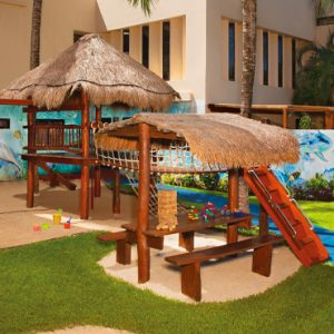 Mexico Honeymoon Packages Dreams Puerto Aventuras Resort & Spa Playground