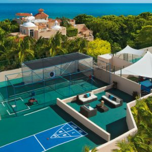 Mexico Honeymoon Packages Dreams Puerto Aventuras Resort & Spa Tennis