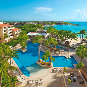 Mexico Honeymoon Packages Dreams Puerto Aventuras Resort & Spa Thumbnail