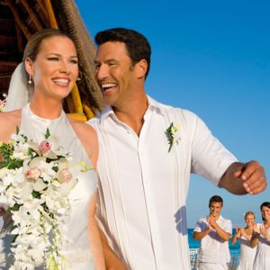 Mexico Honeymoon Packages Dreams Puerto Aventuras Resort & Spa Wedding