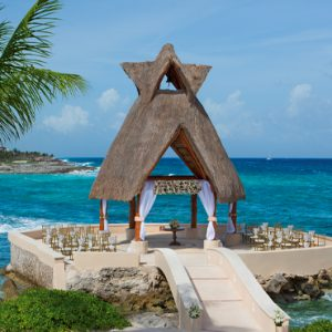 Mexico Honeymoon Packages Dreams Puerto Aventuras Resort & Spa Wedding Venue