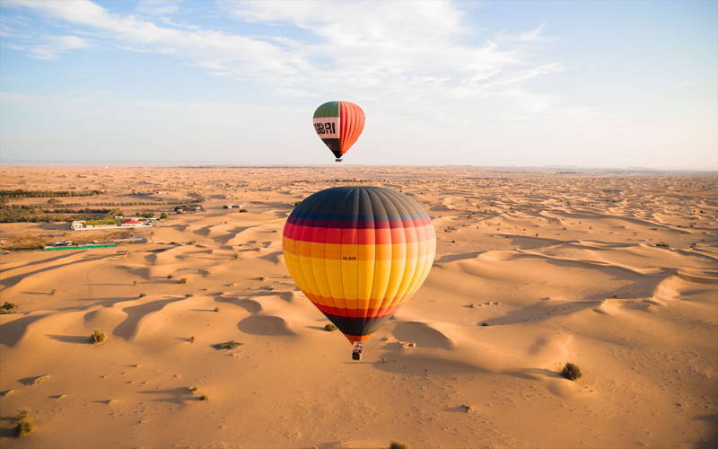 The Most Romantic Hot Air Balloon Rides In The World Blog Dubai