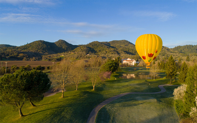 The Most Romantic Hot Air Balloon Rides In The World Blog Napa Valley