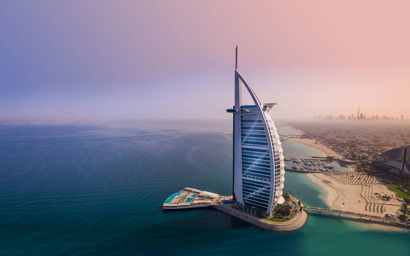 Top 10 Free Things To Do In Dubai On Your Honeymoon Blog Burj Al Arab1