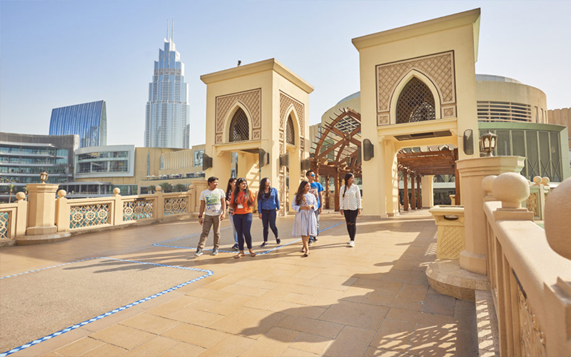 Top 10 Free Things To Do In Dubai On Your Honeymoon Blog Dubai By Foot Tour