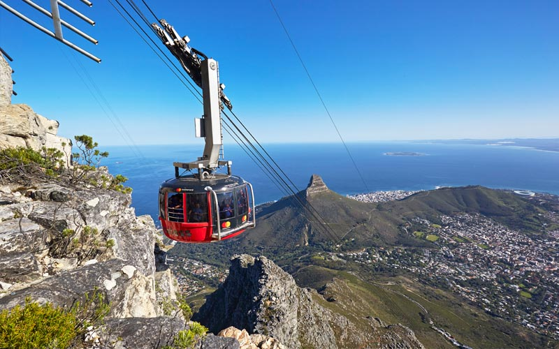 Top Romantic Things To Do In Cape Town Blog Cable Ride