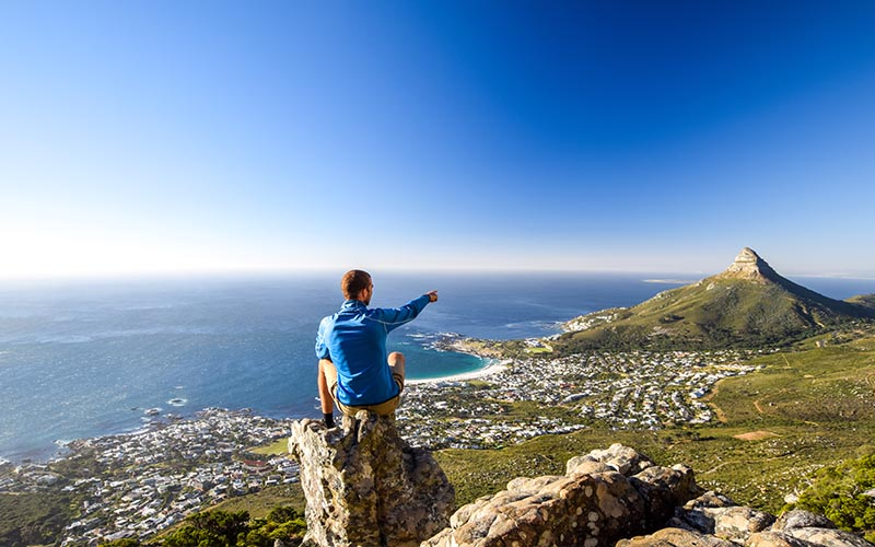 Top Romantic Things To Do In Cape Town Blog Hike Up Lion's Head