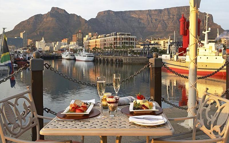 Top Romantic Things To Do In Cape Town Blog Romantic Dinner At The V&A Waterfront