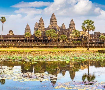 a picture of Cambodia