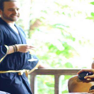 Bali Honeymoon Packages The Kayon Resort By Pramana Couple Spa Treatment