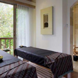 Bali Honeymoon Packages The Kayon Resort By Pramana Couple Spa Treatment Room